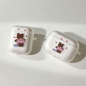 【韓国雑貨】MAZZZZY.   brownie Airpods & Airpods Pro ケース
