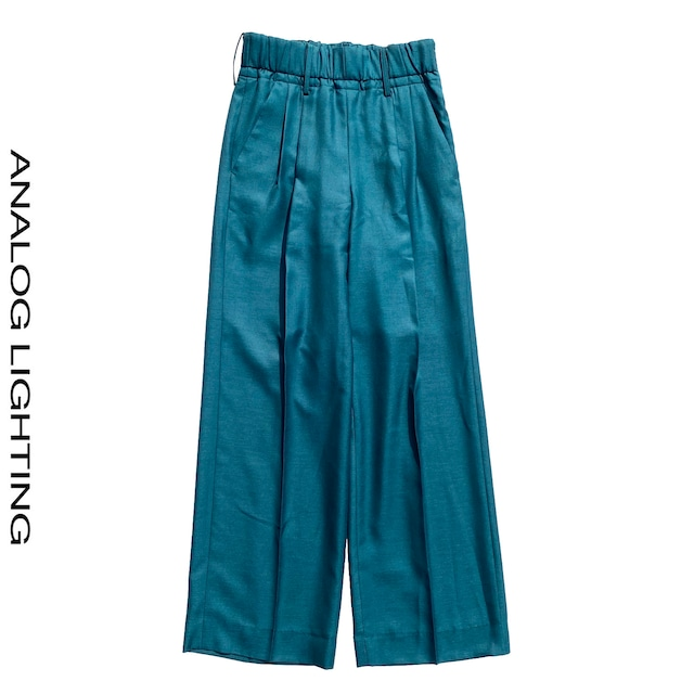 Wide Pants/GREEN