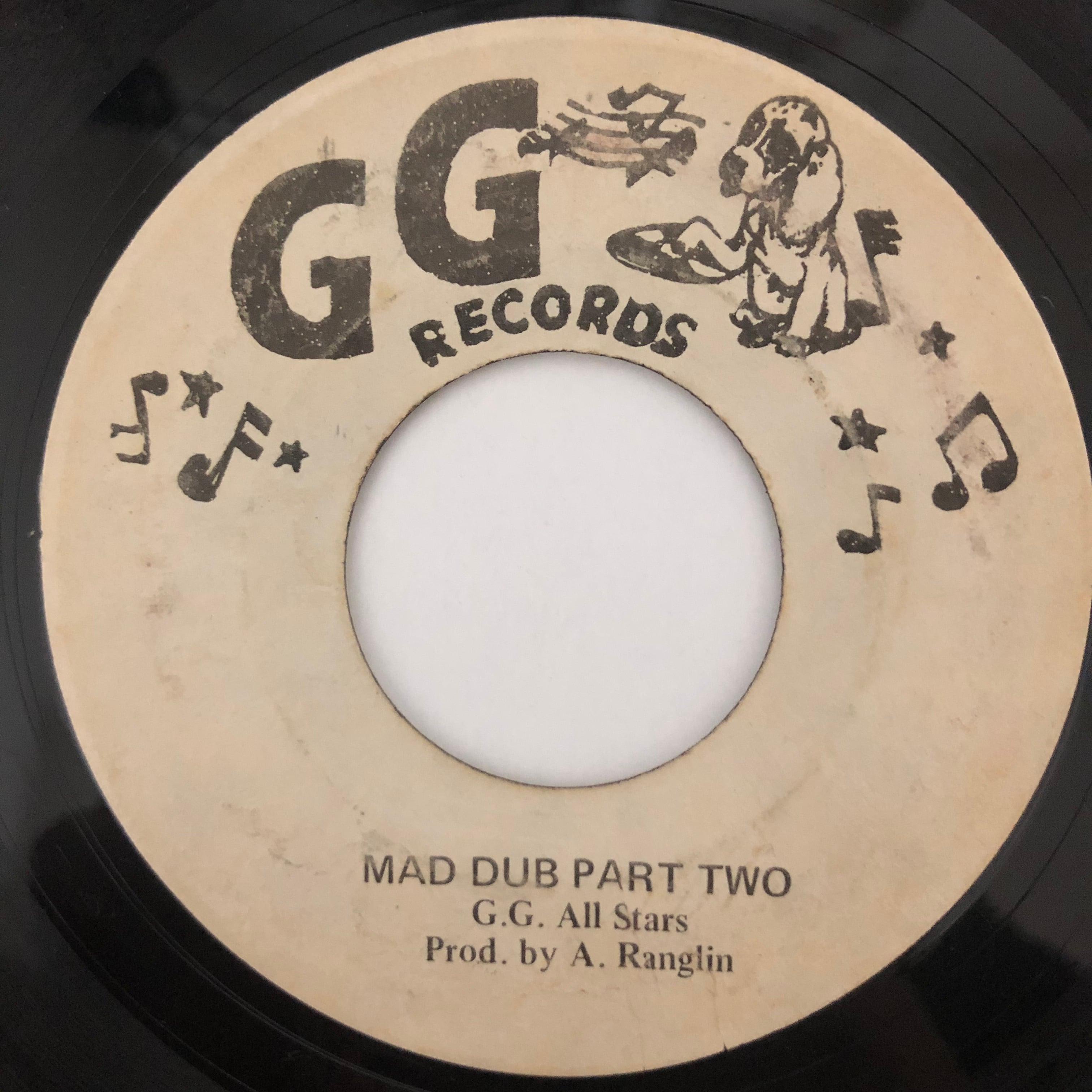 The Mighty Maytones - Madness【7-20516】