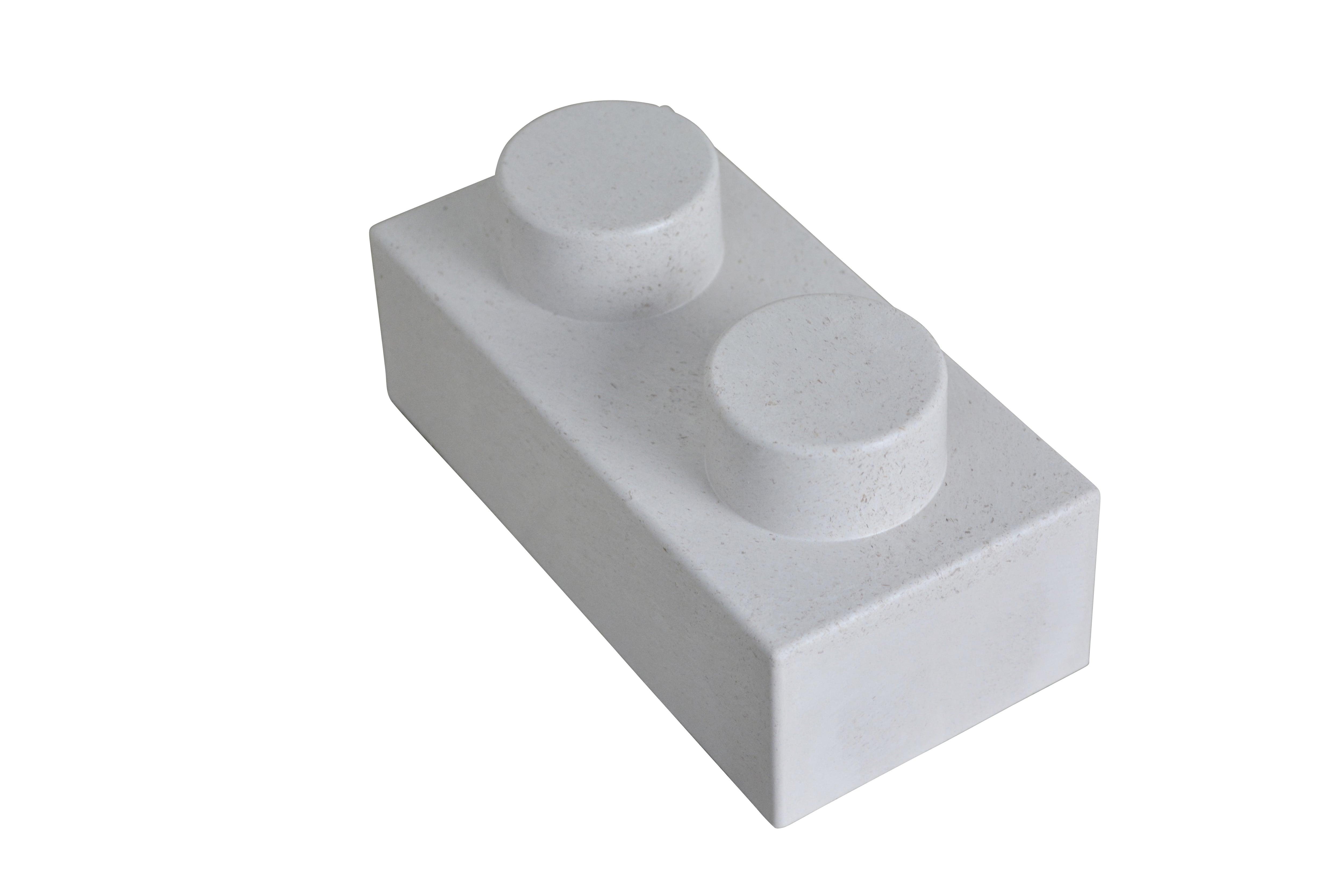 レンブロック ホワイト