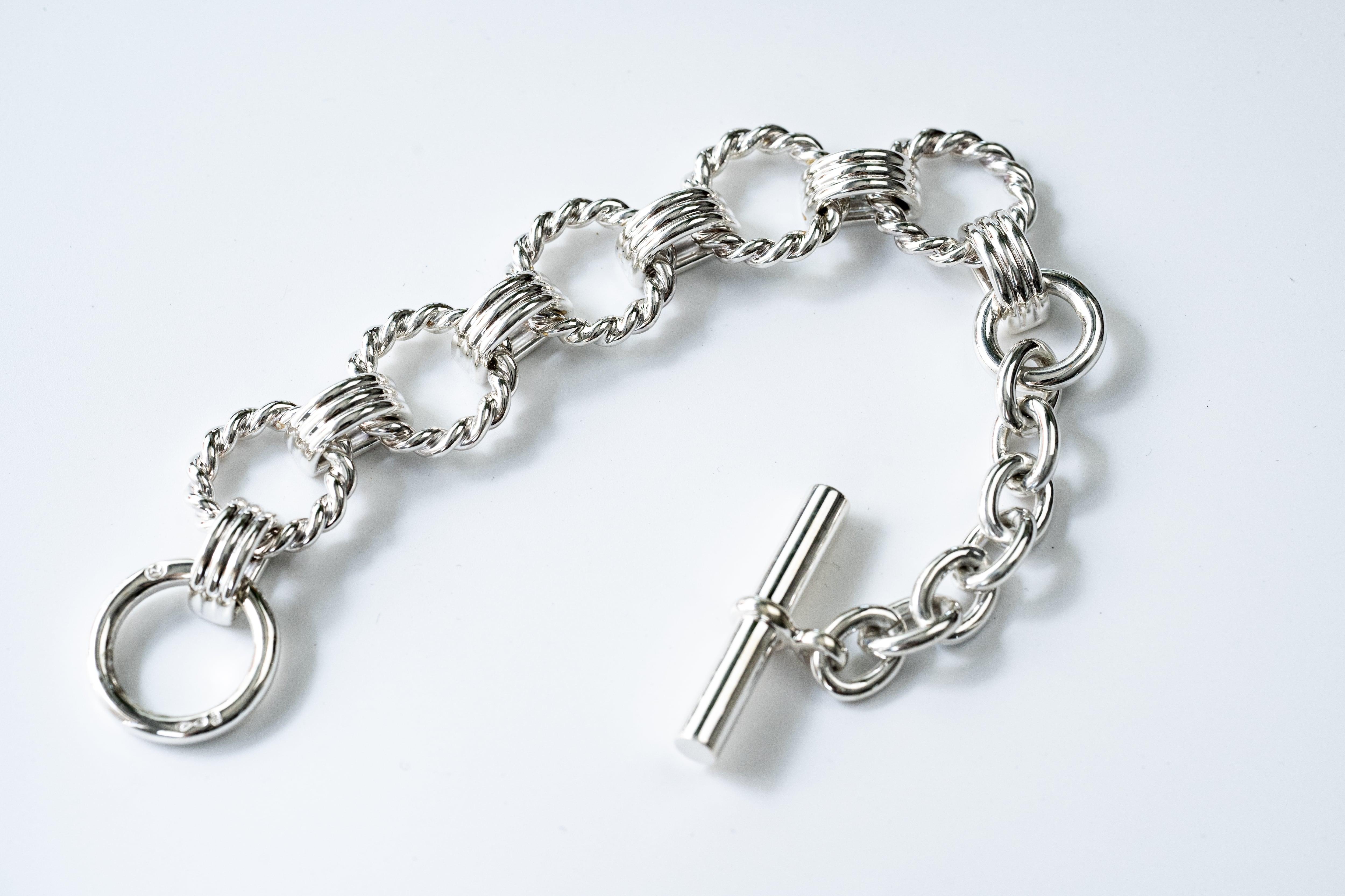 BN-050 All round rope bracelet