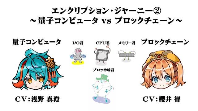 エンクリプションジャーニー② ~量子コンピュータ vs ブロックチェーン~