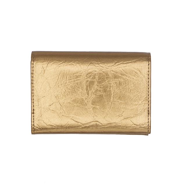 《名刺入れ》TIN BREATH Business card case double  Antique gold