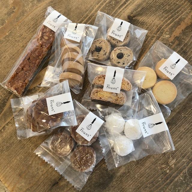 fouet°の焼菓子8種セット