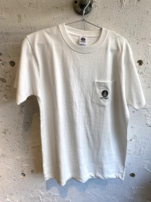 LATTEST Tシャツ白