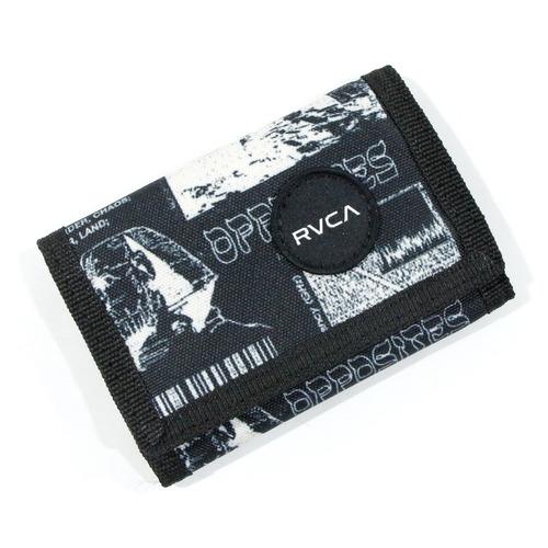 【RVCA】RVCA PRINT TRIFOLD (MONO)