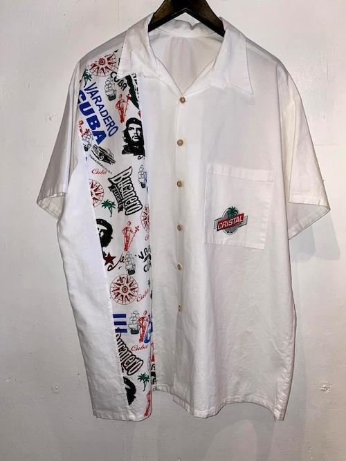 CHE GUEVARA オープンカラーシャツ