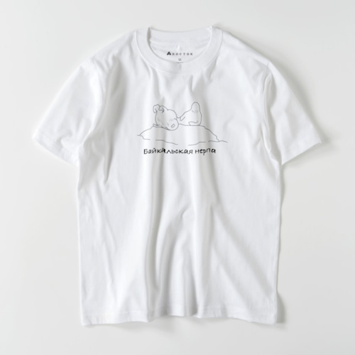 バイカルアザラシ(white)