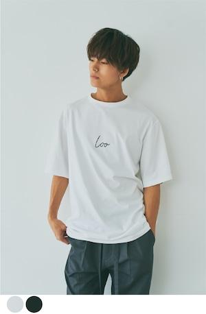 【Boka nii Loo】フロントロゴTシャツ