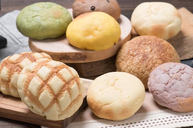 【 #助け合いベーカリー 】ボンジュール神戸メロンパンおすすめセレクト(6個)(送料込み)