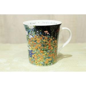 Art Mug クリムト<マグカップ> KONITZ 浜松雑貨屋 C0pernicus(電子レンジ、食器洗浄機にも対応)