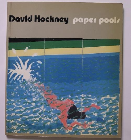 Paper Pools  David Hockney / David Hockney , Nikos Stangos