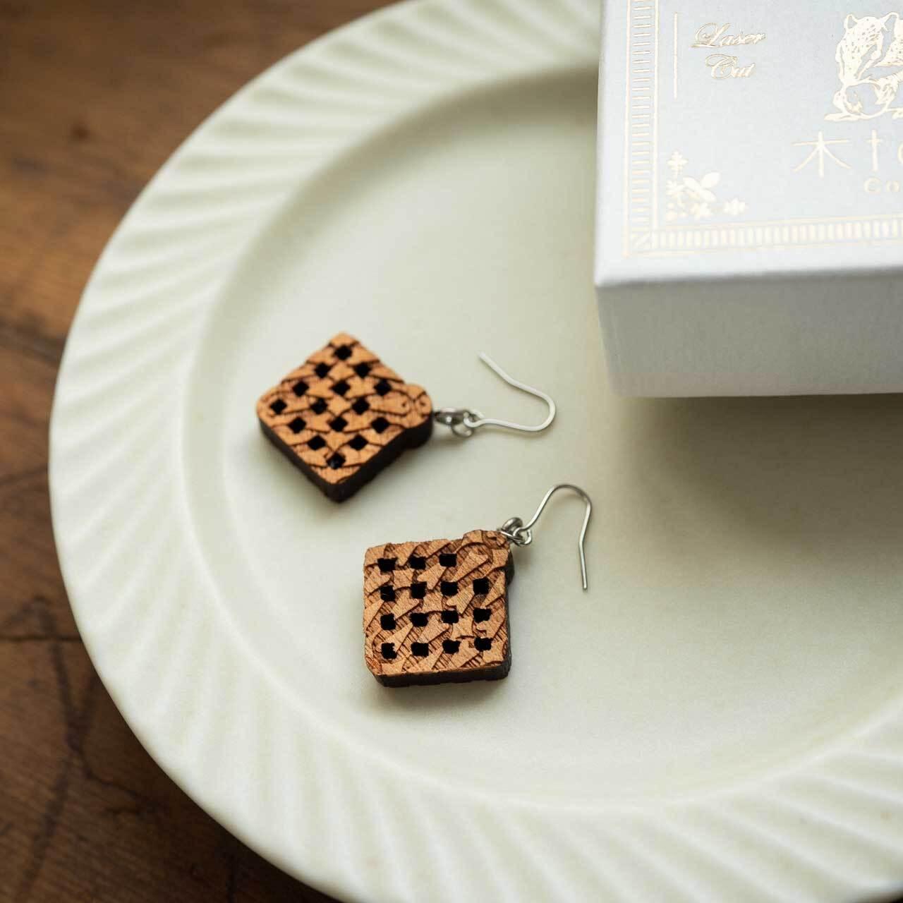 mesh / メッシュ(Pierced Hang)