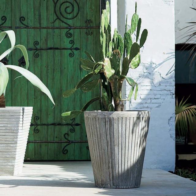 【お取り寄せ商品】LIGNE ROUND PLANT COVER  ASPLUND