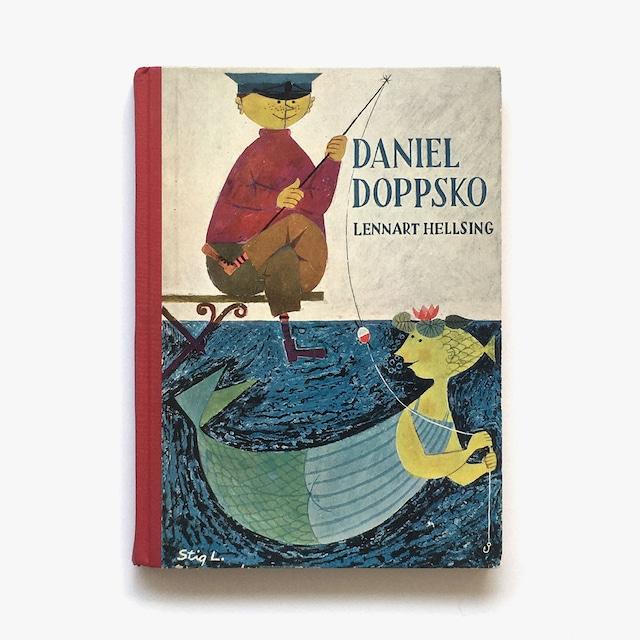 スティーグ・リンドベリ:絵「Daniel Doppsko(ダーニエル・ドップスコー)」《1959-01》
