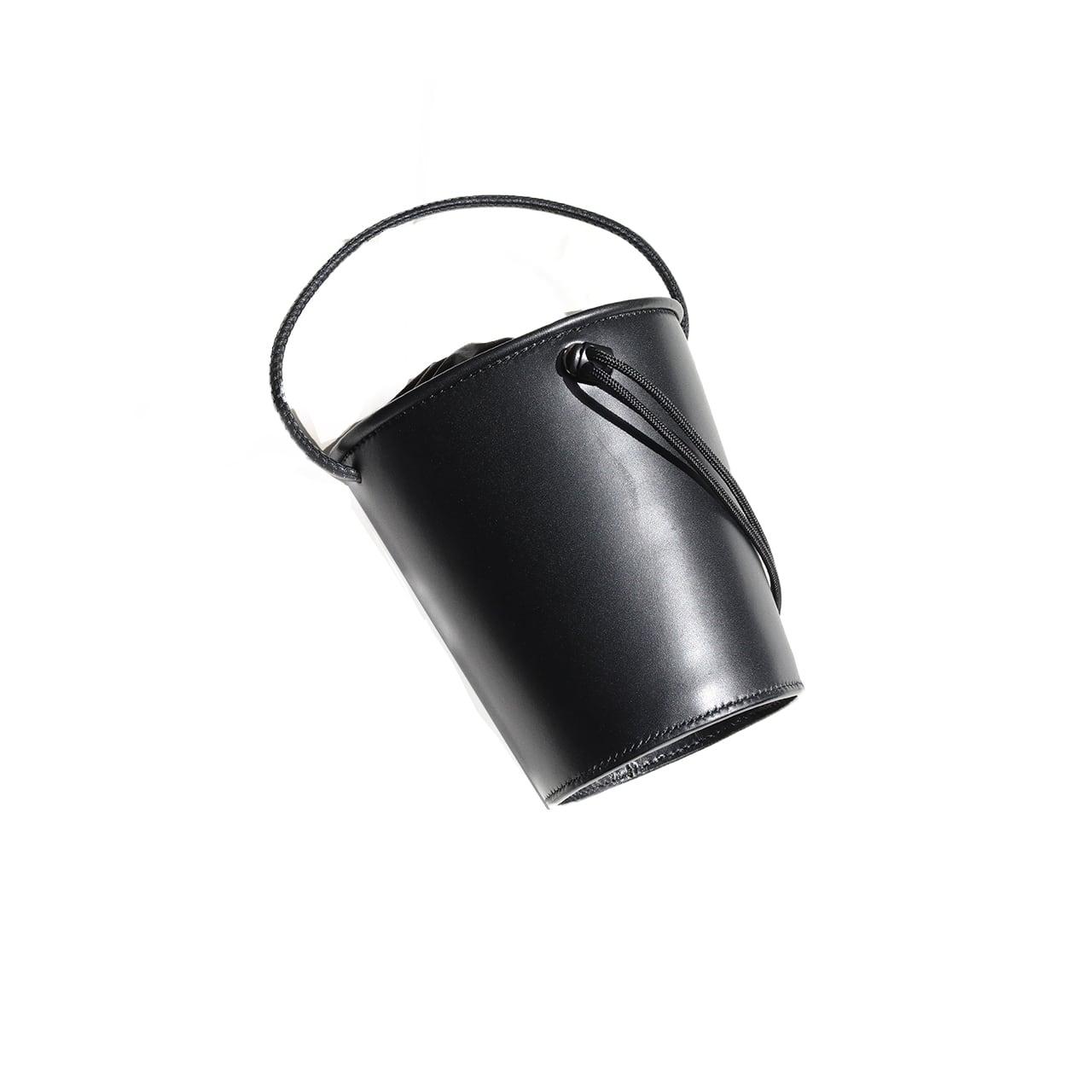 beta post (ベータポスト) Bucket Pouch (バケツポーチ) BAG (バッグ) Black