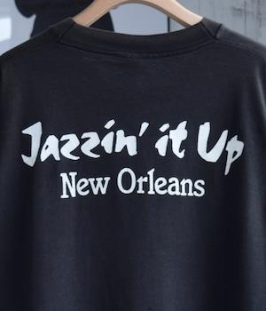 VINTAGE 80s BAND T-shirt -Dizzy Gillespie-