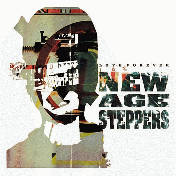 NEW AGE STEPPERS - LOVE FOREVER (LP)