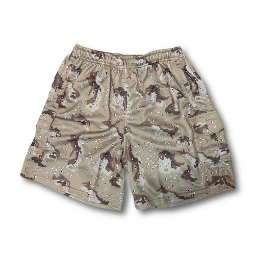 【YBC】Desert Cargo Shorts Brown
