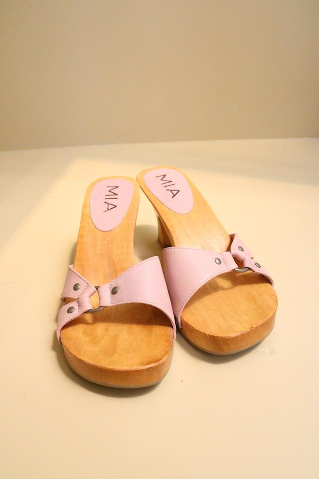 wood  sandal / 6SSGD23-28