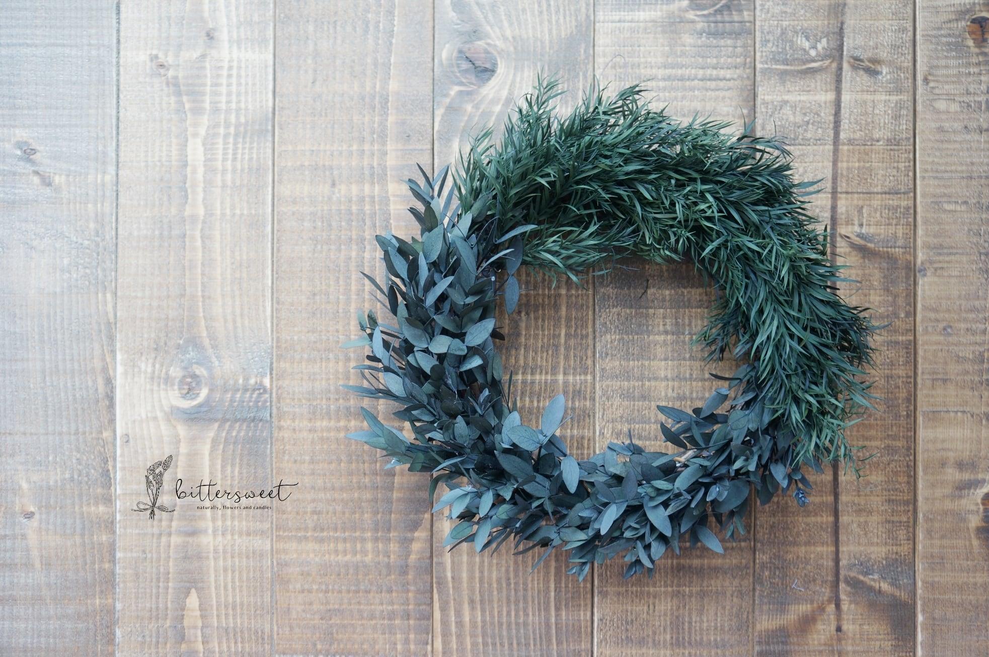 【再販】Wreath no.013