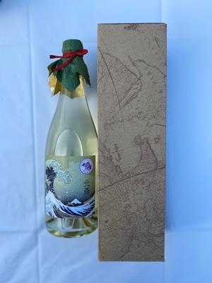 生食用のぶどうで作ったよしだ葡萄園の白ワイン
