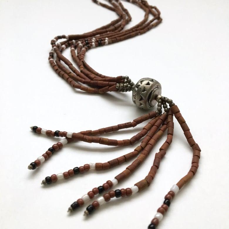 カレンシルバーのネックレス Karen Silver Necklace