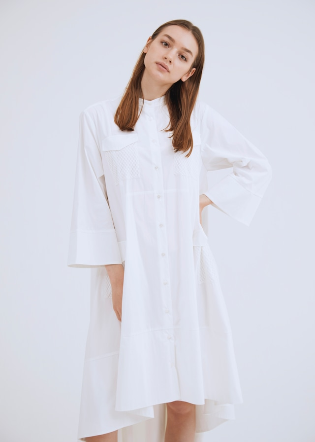 SAFARI SHIRT DRESS