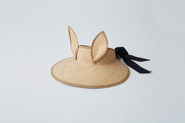 【再入荷】eLfinFolk(エルフィンフォルク)Beast visor by CA4LA(52/54) 帽子