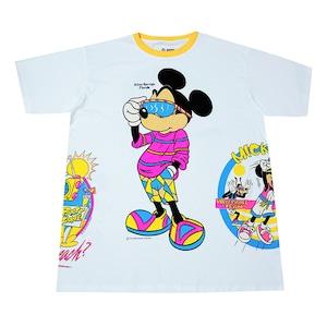 【SELECT】サーファーMickey MouseオーバーサイズTシャツ