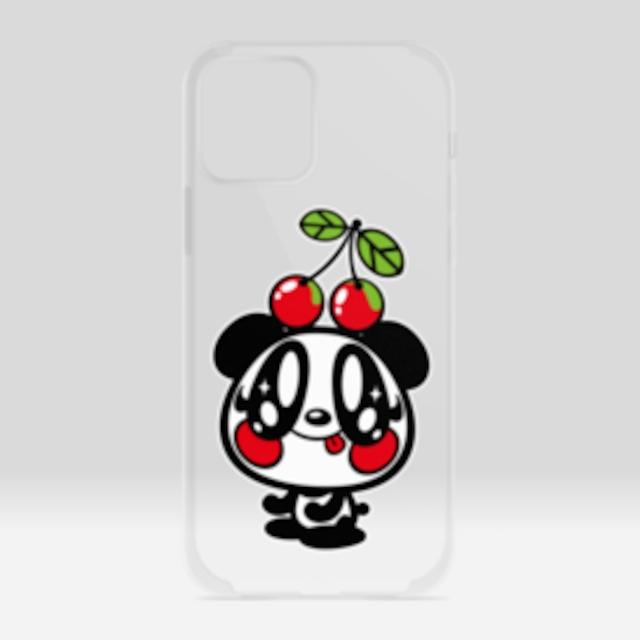 LOVERSHOUSE Cherry and Merry/スーパーラヴァーズアイホンケース12,12プロ