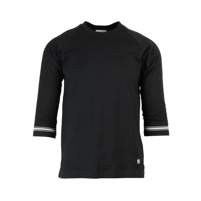 HAKUI   AKIRA ONOZUKA 7分袖 Tシャツ