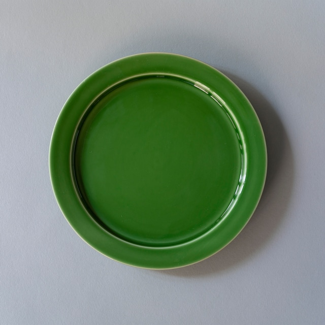 IWANAGA TABLEWARE  Sweets Plate (S) 【織部緑】
