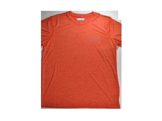 【montrail】 TRINITY TRAIL II LONG SLEAVE SHIRT(Tangy Orange)