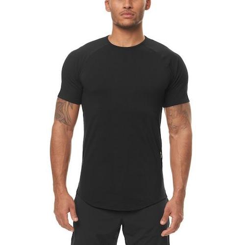 【ASRV】Supima® エスタブリッシュTシャツ - Black