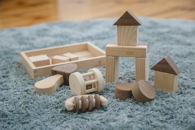 ベビーセット BABY SET   ※送料無料 | 木のおもちゃ 出産祝い セット商品