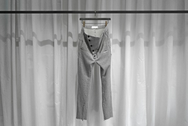 ASKYY / NAPOLEON SWEAT PANTS / GRY