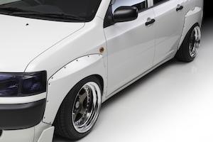 160・50プロボックス / 160サクシード ブリスターフェンダー|160・50PROBOX / 160SUCCEED BLISTER FENDER