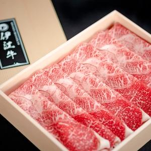 伊江牛赤身すき焼き800g