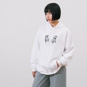 西田真菜 パーカー ゴッホ【Creator's Project002】