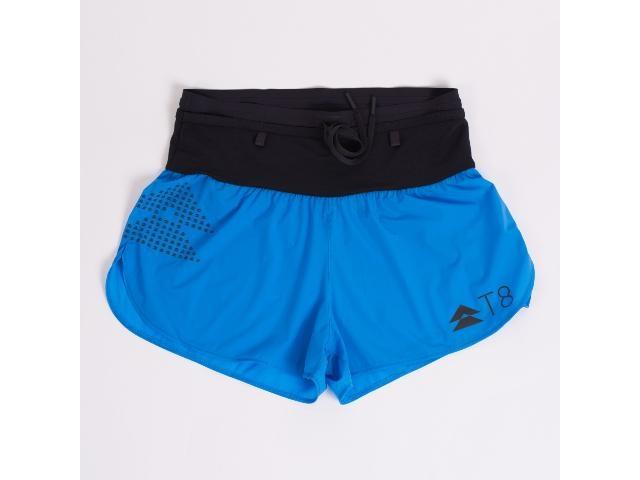 【T8】 Women's Sherpa Shorts V2(Blue)