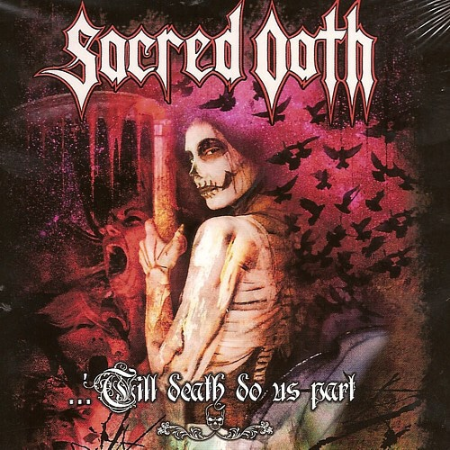 """SACRED OATH """"'Till Death Do Us Part (Live In Germany)"""" (輸入盤)"""