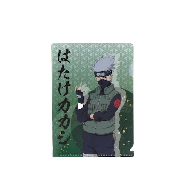 NARUTO A6クリアファイル(カカシ) 【ニジゲンノモリ限定商品】