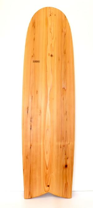 KUKU ALAIA  Fish Tail  -アライア フィッシュテイル- 【Surfing】