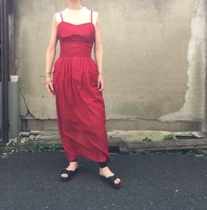 . Big pockets shearing skirt