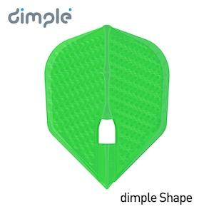 L-Flight PRO dimple L3d [Shape] Lime Green
