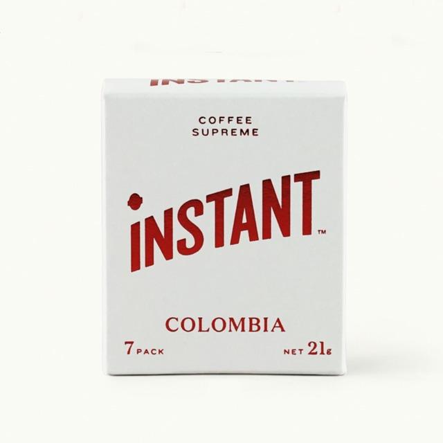 Coffee Supreme インスタントコーヒー / コロンビア