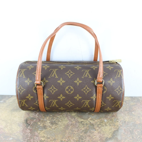 .LOUIS VUITTON M51366 TH0990 MONOGRAM PATTERNED HAND BAG MADE IN FRANCE/ルイヴィトンパピヨンモノグラム柄ハンドバッグ2000000056531