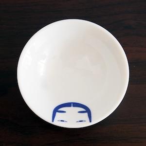 【能面酒器シリーズ】小面(おこもて)平盃