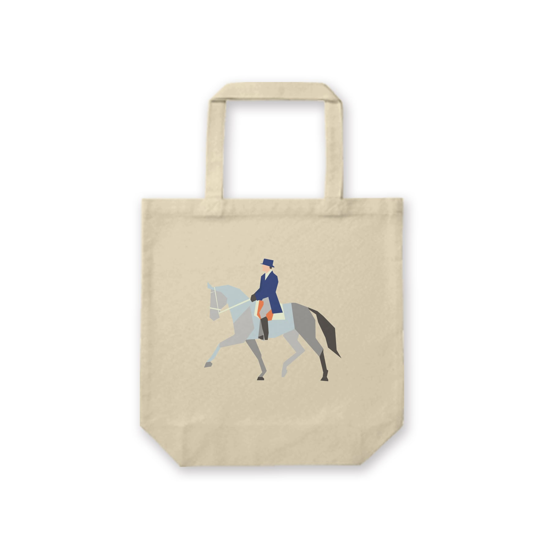 馬術トートバッグ-馬場馬術